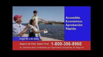 Lincoln Heritage Funeral Advantage TV Spot, 'Seguro de vida' [Spanish] - Thumbnail 5