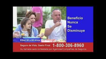 Lincoln Heritage Funeral Advantage TV Spot, 'Seguro de vida' [Spanish] - Thumbnail 6