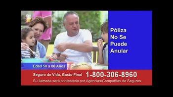 Lincoln Heritage Funeral Advantage TV Spot, 'Seguro de vida' [Spanish] - Thumbnail 7