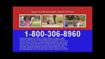 Lincoln Heritage Funeral Advantage TV Spot, 'Seguro de vida' [Spanish] - Thumbnail 8