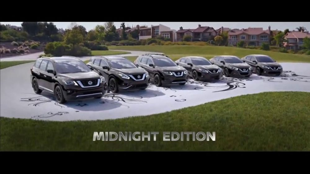 Nissan America's Best Sales Event TV Commercial, 'Midnight ...