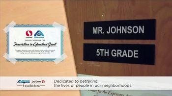 Albertsons TV Spot, 'Grant Winner: Bryan Johnson' - Thumbnail 1