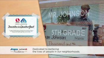 Albertsons TV Spot, 'Grant Winner: Bryan Johnson' - Thumbnail 2