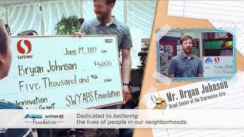 Albertsons TV Spot, 'Grant Winner: Bryan Johnson' - Thumbnail 3