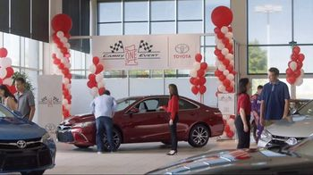 Toyota Camry One Event TV Spot, 'Test Drive' Featuring Denny Hamlin [T2] - Thumbnail 1