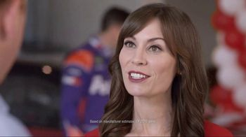 Toyota Camry One Event TV Spot, 'Test Drive' Featuring Denny Hamlin [T2] - Thumbnail 2