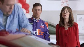 Toyota Camry One Event TV Spot, 'Test Drive' Featuring Denny Hamlin [T2] - Thumbnail 5