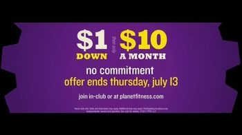 Planet Fitness TV Spot, 'The World Judges. We Don't: CPR' - Thumbnail 6