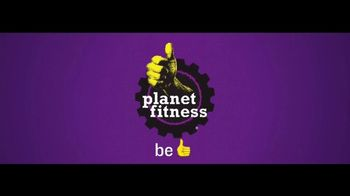 Planet Fitness TV Spot, 'The World Judges. We Don't: CPR' - Thumbnail 5