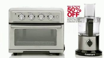 Macy's One Day Sale TV Spot, 'Kitchen Electrics, Towels and Threads'' - Thumbnail 2