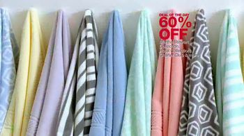 Macy's One Day Sale TV Spot, 'Kitchen Electrics, Towels and Threads'' - Thumbnail 5