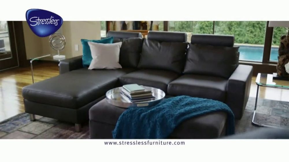 Ekornes Stressless TV Commercial, 'Your Place to Unwind'