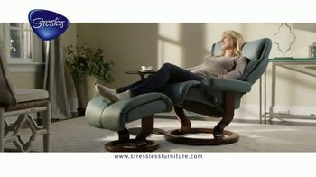 Ekornes Stressless TV Spot, 'Your Place to Unwind' - Thumbnail 1