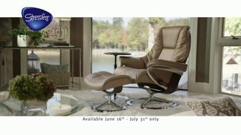 Ekornes Stressless TV Spot, 'Your Place to Unwind' - Thumbnail 3