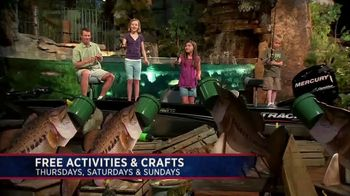 Bass Pro Shops Fishing Clearance Sale TV Spot, 'Family Summer Camp' - Thumbnail 5