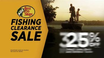 Bass Pro Shops Fishing Clearance Sale TV Spot, 'Family Summer Camp' - Thumbnail 9