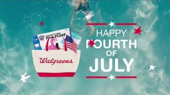 Walgreens TV Spot, 'Fourth of July: Summer Needs Help' - 48 commercial airings