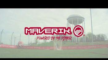 Maverik Lacrosse TV Spot, 'Powered by the Player' - Thumbnail 1