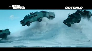 The Fate of the Furious Home Entertainment TV Spot [Spanish] - Thumbnail 5