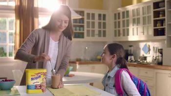 Nesquik TV Spot, 'Listos para la escuela' [Spanish]