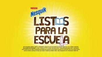 Nesquik TV Spot, 'Listos para la escuela' [Spanish] - Thumbnail 4
