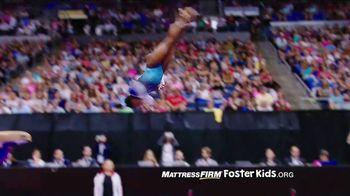 Mattress Firm Foster Kids TV Spot, 'School Supplies Drive' Ft. Simone Biles - Thumbnail 2