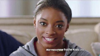 Mattress Firm Foster Kids TV Spot, 'School Supplies Drive' Ft. Simone Biles - Thumbnail 7
