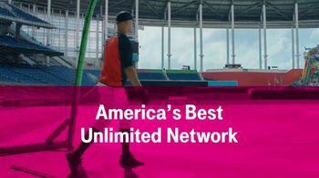 T-Mobile Unlimited TV Spot, 'HR Derby: The Nickname' Ft.  Giancarlo Stanton - Thumbnail 6