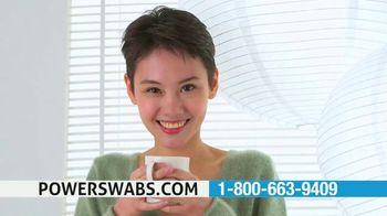 Power Swabs TV Spot, 'Coffee Smile: Risk Free' - Thumbnail 1