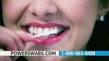 Power Swabs TV Spot, 'Coffee Smile: Risk Free' - Thumbnail 3