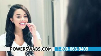 Power Swabs TV Spot, 'Coffee Smile: Risk Free'