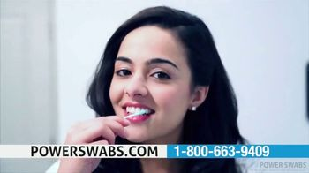 Power Swabs TV Spot, 'Coffee Smile: Risk Free' - Thumbnail 5