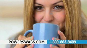 Power Swabs TV Spot, 'Coffee Smile: Risk Free' - Thumbnail 7
