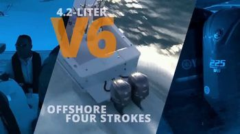 Yamaha Outboards V6 4.2L TV Spot, 'Offshore Boating'
