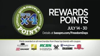 Bass Pro Shops NRA Freedom Days TV Spot, 'Savings on Guns' - Thumbnail 5