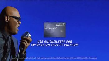 Capital One Quicksilver TV Spot, 'Let's Stay Together' Ft Samuel L. Jackson - Thumbnail 8
