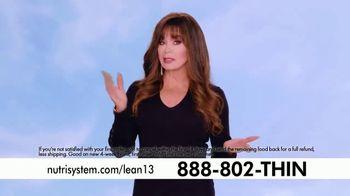 Nutrisystem Lean13  TV Spot, 'Bars & Shakes' Featuring Marie Osmond - Thumbnail 2
