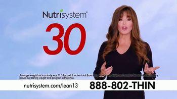 Nutrisystem Lean13  TV Spot, 'Bars & Shakes' Featuring Marie Osmond - Thumbnail 3