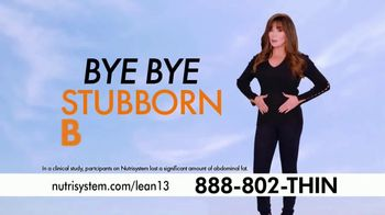 Nutrisystem Lean13  TV Spot, 'Bars & Shakes' Featuring Marie Osmond - 872 commercial airings