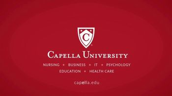 Capella University TV Spot, 'Live and Learn: Change How You Learn' - Thumbnail 10