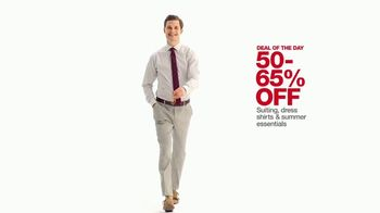 Macy's One Day Sale TV Spot, 'Apparel, Jewelry and Suits' - Thumbnail 7