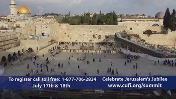 Christians United for Israel TV Spot, 'Celebrate Jerusalem's Jubilee' - Thumbnail 9