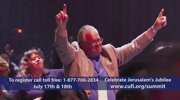 Christians United for Israel TV Spot, 'Celebrate Jerusalem's Jubilee' - Thumbnail 7