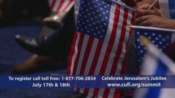 Christians United for Israel TV Spot, 'Celebrate Jerusalem's Jubilee' - Thumbnail 8