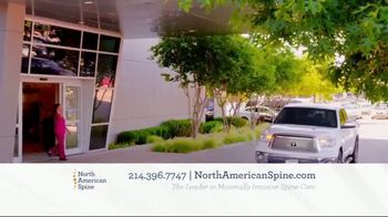 North American Spine TV Spot, 'Minimally Invasive Spine Care' - Thumbnail 7