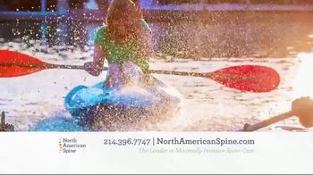 North American Spine TV Spot, 'Minimally Invasive Spine Care' - Thumbnail 8
