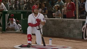 T-Mobile TV Spot, 'On Deck' Featuring Bryce Harper