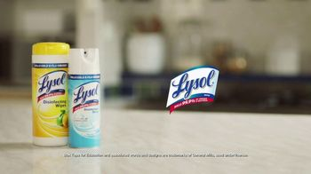 Lysol TV Spot, 'Best Friends Share Everything Protection' - Thumbnail 7