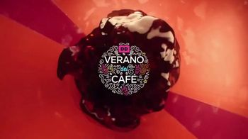 Dunkin' Donuts TV Spot, 'El verano del café' [Spanish] - Thumbnail 1