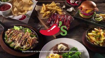 Chili's $22 Dinner for 2 TV Spot, 'Diviértete' [Spanish] - Thumbnail 9